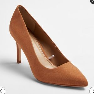 Nude Pointed Toe Pumps - A New Day